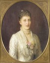 Friederike of Hannover 1848-1926 Granddaughter of Queen Friederike and daugther of Queen Marie (Sachsen Altenburg) and Georg V of Hannover