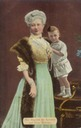German Empress & little Prince of Prussia