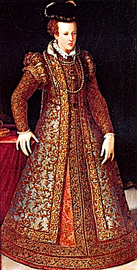 Juana de Austria by Giovanni Bizzelli (location unknown to gogm)