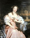 Grace Wilbraham, later Countess of Dysart, by John Michael Wright (Chirk Castle - Chirk, Wrexham (Wrecsam), UK)