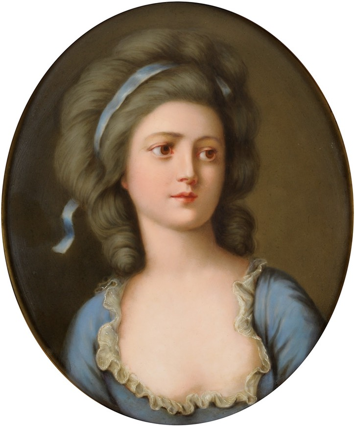 Gräfin Helena or Sophia Pototka by ? (auctione by Düsseldorfer Auktionshaus) Wm