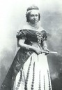 Grand Duchess Sophie of Saxe-Weimar, née Netherlands in full dress