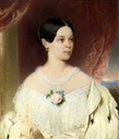 Grand Princess Alexandra Iosifovna by Fr. Taddäus Mayer (auctioned)