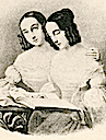 Grand Princesses Maria Nikolaevna and Olga Nikolaevna