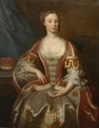 Hannah Howard, Countess of Rothes probably by Jeremiah Davidson (Clan Leslie Charitable Trust - Leslie, Fife UK)