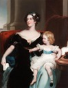 Harriet, Countess Gower and her Daughter, Elizabeth Georgiana, later Duchess Of Argyll after Sir Thomas Lawrence (auctioned)