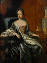 Hedvig Eleonora av Holstein-Gottorp by David von Krafft (auctioned)