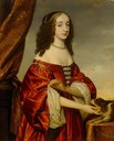 Mary, the Princess Royal, Princess of Orange by studio of Gerard van Honthorst (private collection) From invaluable.com