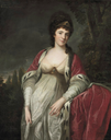 Henrietta Sebright, Lady Harewood by Angelica Kauffman (auctioned by Christie's)