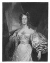 Hilare, Countess Nelson print
