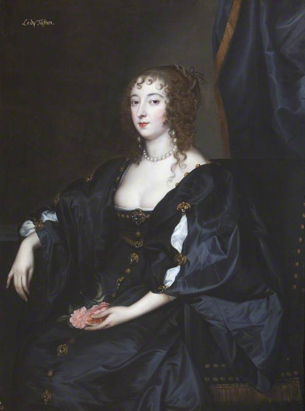 The Honourable Margaret Wotton (1617-before 1657), Lady Tufton