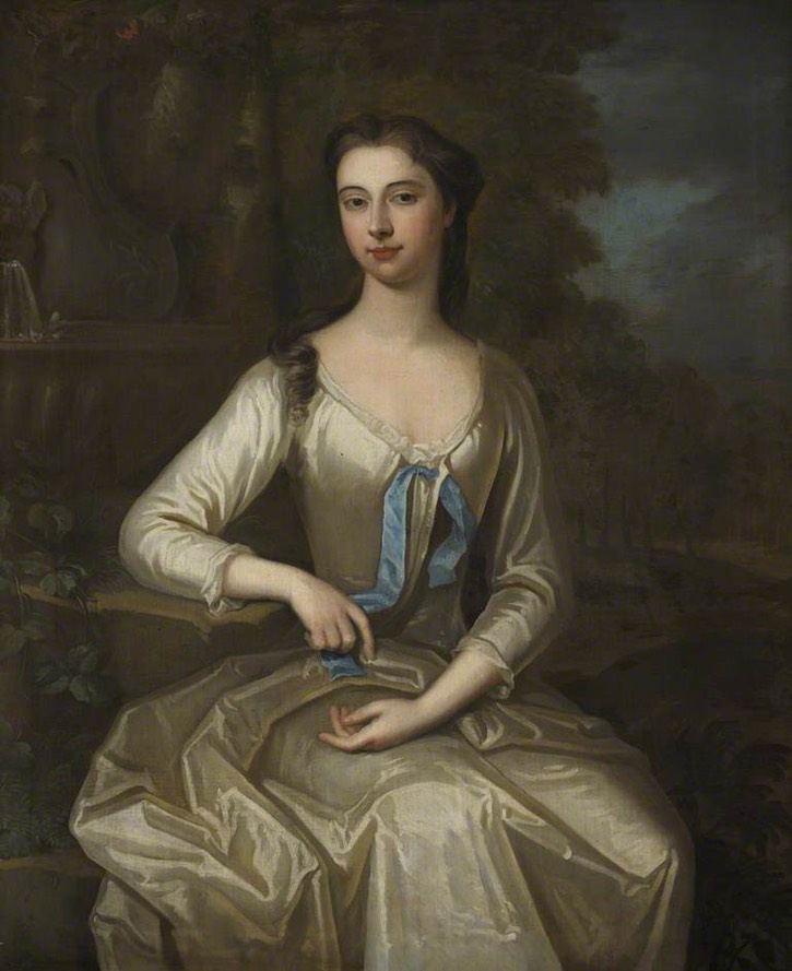 The Honourable Mrs Laura Keppel (1734-1814), Wife of Frederick Keppel (1729-1777), Bishop of Exeter (1762-1777)