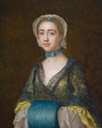 Honourable Mrs Young, Daughter of the 1st Lord Holland by circle of Allan Ramsay (Hill of Tarvit Mansionhouse & Garden- Cupar, Fife, UK) bbc.co