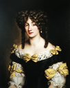 Hortense Mancini by Jacob Ferdinand Voet (location unknown to gogm) From magnoliabox.com