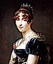 Hortense de Beauharnais by François-Pascal-Simon Gérard (location unknown to gogm)