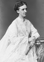 H.R.H. Princess Maria Anna of Prussia, née Princess von Anhalt-Dessau  (1837-1906) From royalisticism.blogspot.com:2015:06:the-princess 4.html fixed
