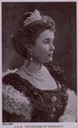 HRH The Duchess of Connaught post card