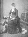 Infanta Isabel and dog
