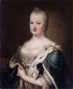 ca. 1735 Mariana Vitória of Spain by circle of Johann Georg Ziesenis (location unknown to gogm)