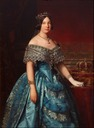 Isabel II by or after Madrazo y Kunz (location unknown to gogm)