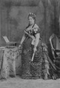 1870 Isabel II photo by Mariezcurrena
