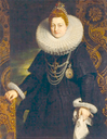 Isabel Clara Eugenia by Peter Paul Rubens (Chrysler Museum, Norfolk USA)
