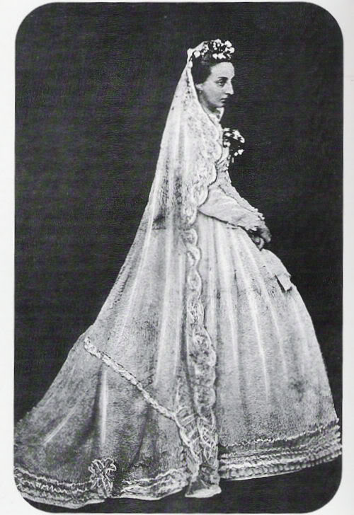 Isabel D Orl 233 Ans As A Bride Grand Ladies Gogm