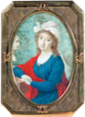 1799 Izabela Lubomirska z Czartoryskich by J. Gillis after Élisabeth Louise Vigée-Lebrun (location unknown to gogm) Wm