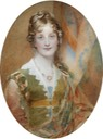 Jane Digby, Lady Ellenborough, by William Charles Ross