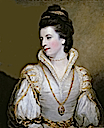 Jane Maxwell, Duchess of Gordon by Sir Joshua Reynolds (location unknown to gogm)