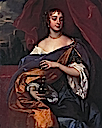 1670 Jane Needham, Mrs. Myddelton by Sir Peter Lely (location unknown to gogm)