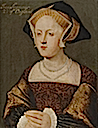 Jane Seymour, 17th Century, German portrait