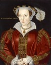 Katherine Parr by ? (National Portrait Gallery - London, UK) Wm UPGRADE