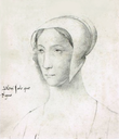 La Royne Marie (Mary Tudor) by ? (location unknown to gogm) Wm