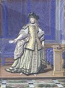 Duchess de la Vallière in Costume