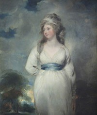 Lady Amelia Anne Hobart (1772–1829), Vicountess Castlereagh, Marchioness of Londonderry after Sir Thomas Lawrence (Blickling Hall - Blickling, Norwich, Norfolk, UK)