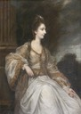 Lady Christian Henrietta Caroline 'Harriot' Acland, née Fox-Strangways (1749/1750–1815) by Sir Joshua Reynolds (Killerton - Broadclyst, Exeter, Devon UK)
