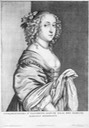 Lady Elisabeth Hervey by Wenceslas Hollar after Sir Anthonis van Dyck (Thomas Fisher Rare Book Library, University of Toronto - Toronto, Ontario Canada)