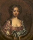 1670 Lady Elizabeth Cranfield, 1647/1648–1670, Viscountess Brackley (?) attributed to Mary Beale (Tatton Park - Tatton, Cheshire East UK)