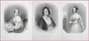 Lady Forbes, Hon. Mrs. Ashley, and Countess of Fingall
