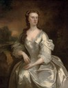 Lady Georgina Spencer (d.1780), later Countess Cowper by John Vanderbank (auctioned)