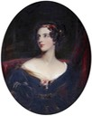 Lady Harriet Elizabeth Georgiana Howard (1806–1868), Duchess of Sutherland by Reuben Thomas William Sayers after Thomas Lawrence (Hardwick Hall - Doe Lea, Chesterfield, Derbyshire, UK) bbc.co