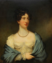 Lady Hester Stanhope by Sir William Beechey (auctioned by DuMouchelles)