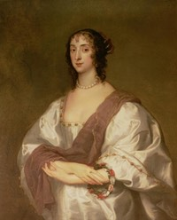 Lady Anne Killigrew by Sir Anthonis van Dyck (Weston Park - Weston-under-Lizard UK) From artfinder.com