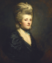 Lady Margaret Beaumont by Sir Joshua Reynolds (Frick Museum - Pittsburgh, Pennsylvania, USA) From the museum's Web site