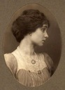 Lady Marjorie Manners (Marchioness of Anglesey), eldest daughter of the Duchess of Rutland