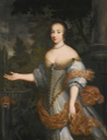 Lady, said to be the Marchioness of Montchevreuil, three-quarter-length, beside a fountain attributed to Justus van Egmont (auctioned by Sotheby's) From Sotheby's Web site trimmed