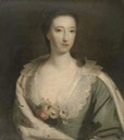 Lady, traditionally Identified as Mary, Duchess of-Norfolk by William Doughty (location unknown to gogm) From st-art-gallery.com:William-Doughty: