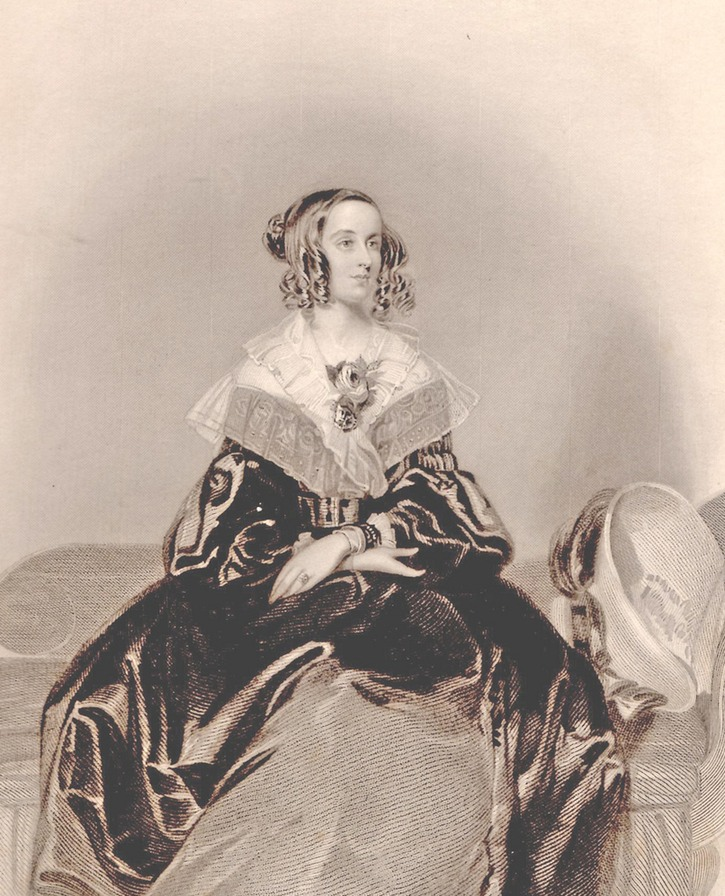 Lady Williams Bulkeley From April's
