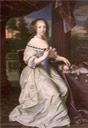 1680 Young Lady by Pierre Mignard (location unknown to gogm)